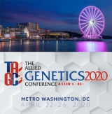 TAGC The Allied Genetics Conference 2020