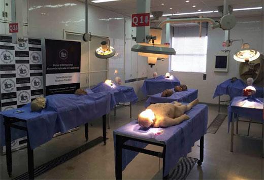 En abril, curso internacional de anatomía aplicada en cadáveres enfocado en estética