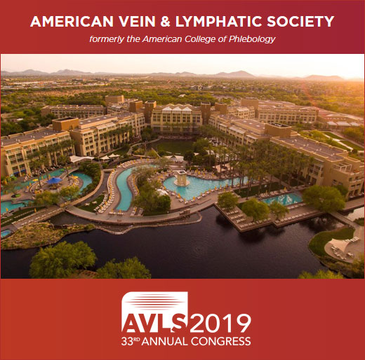 AVLS 2019 33rd. Annual Congress