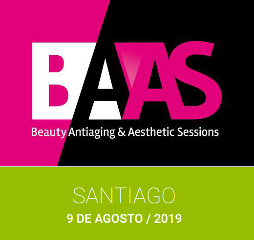 BAAS Santiago 2019 / Beauty Antiaging & Aesthetics Sessions