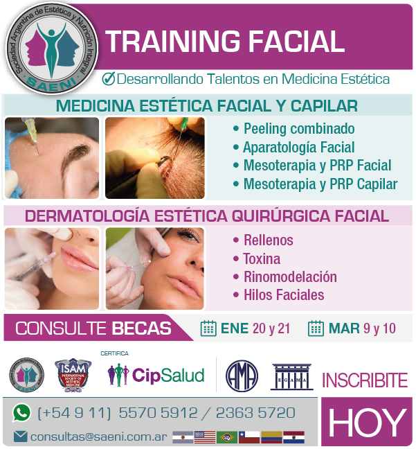 Training facial
